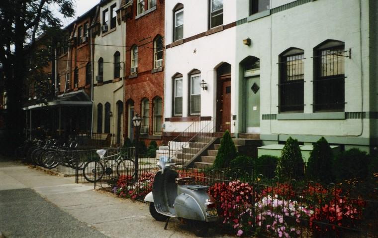O noso barrio en Phily (Filadelfia)