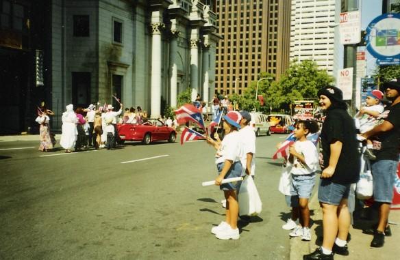 Festa de Porto Rico en Filadelfia