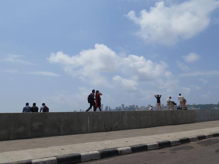Paseo de Mumbai, Marina drive