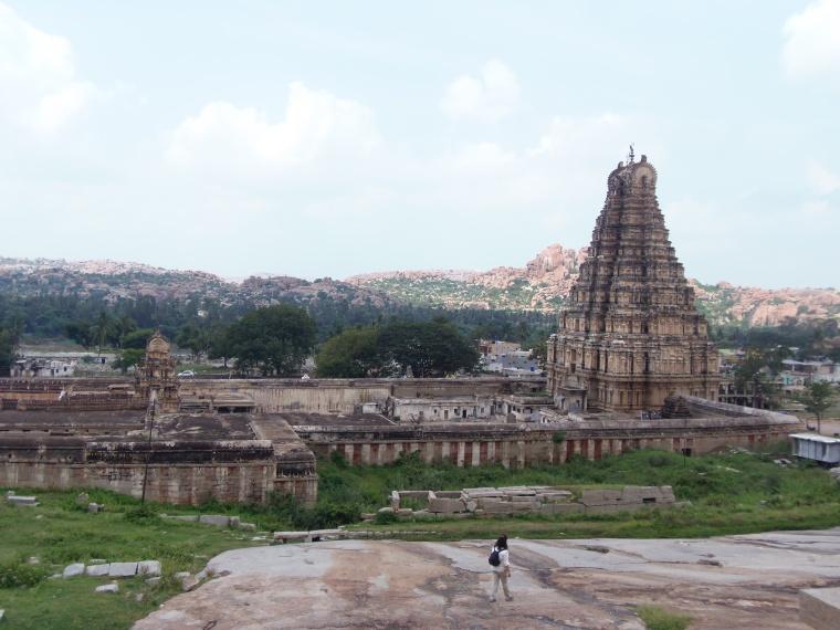 Templo de Hampi