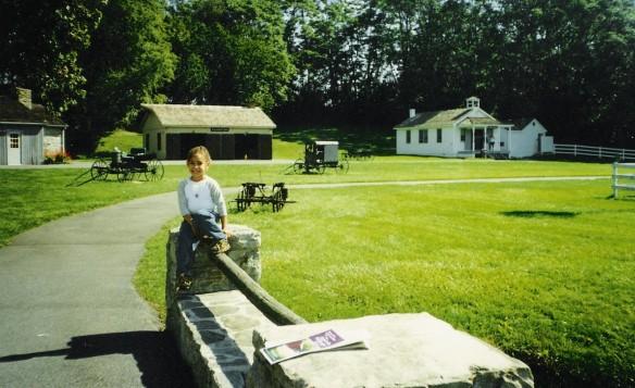 Yona na vila Amish