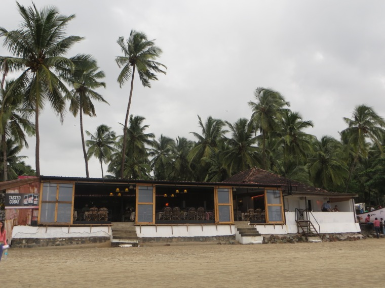 Playa de Palolem, Canacona, Goa
