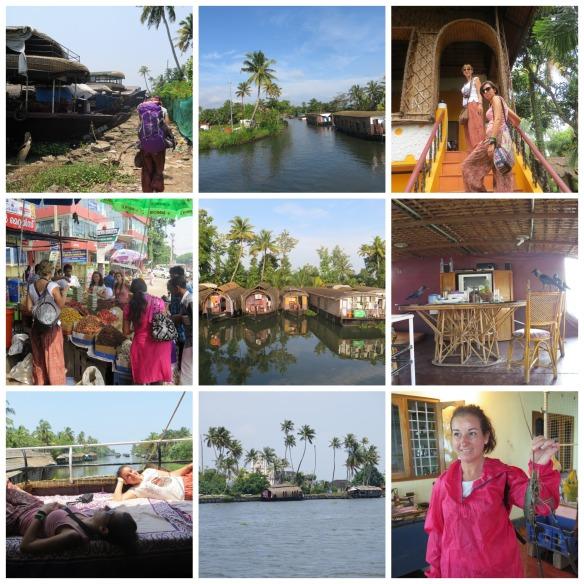 Backwaters Alleppey Kerala , Hay que verlo para creerlo! :)