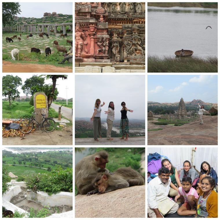 Hampi, Karnataka, India Un lugar sorprendente ;)