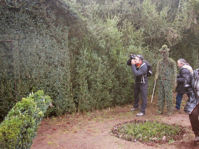 El jardín de los cuentos