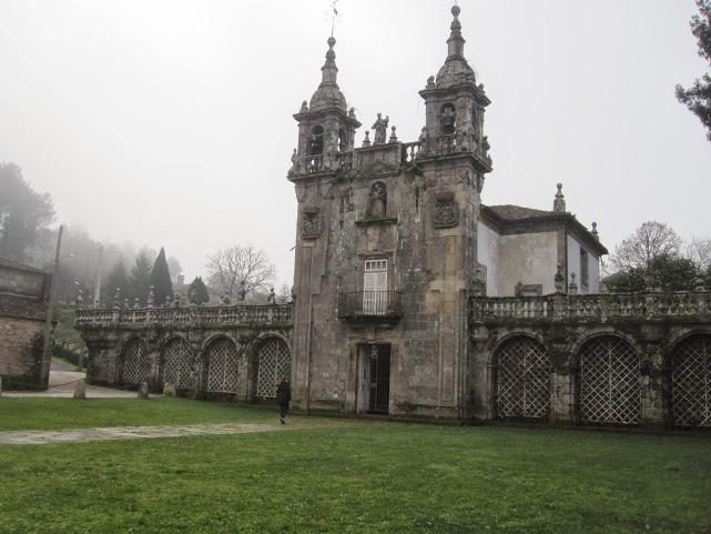 Capela de San Antón Pazo de Oca