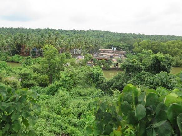 El paisaje de Goa/ Foto Mónica