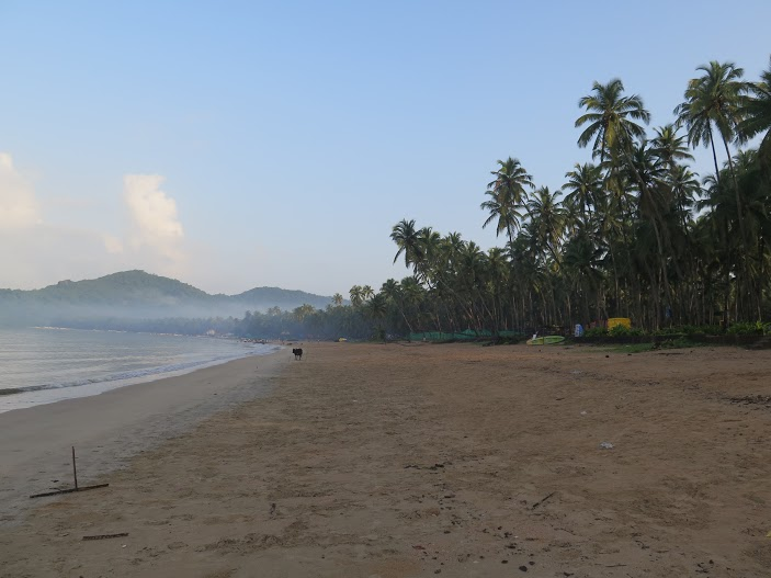 Playa Goa/ Foto Mónica