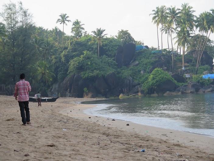 Goa, Palolem/ Foto Mónica