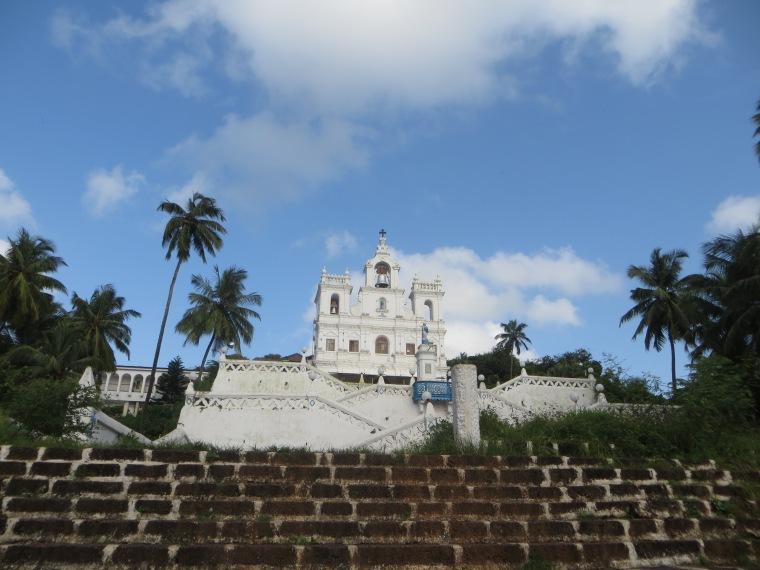 Iglesia de la Inmaculada Concepción ,Pamjim, Goa