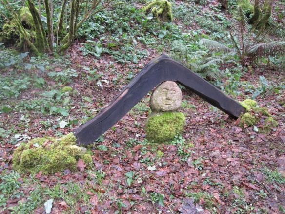 Escultura do Areal de Berres