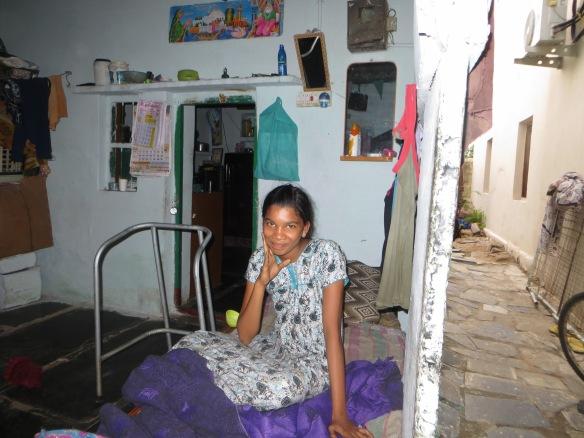 La niña e Anantapur