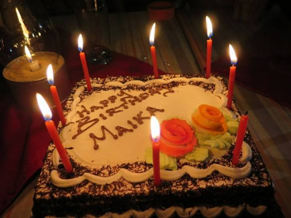 la flower tarta ;)