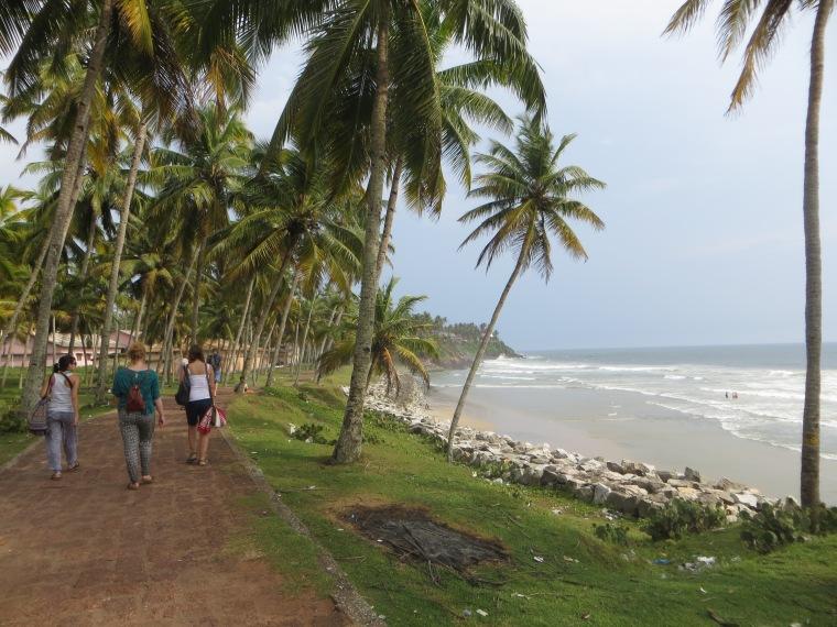 pase de la playa