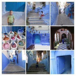 La vie en bleu!