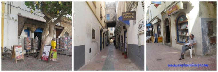 Calles de Essaouira