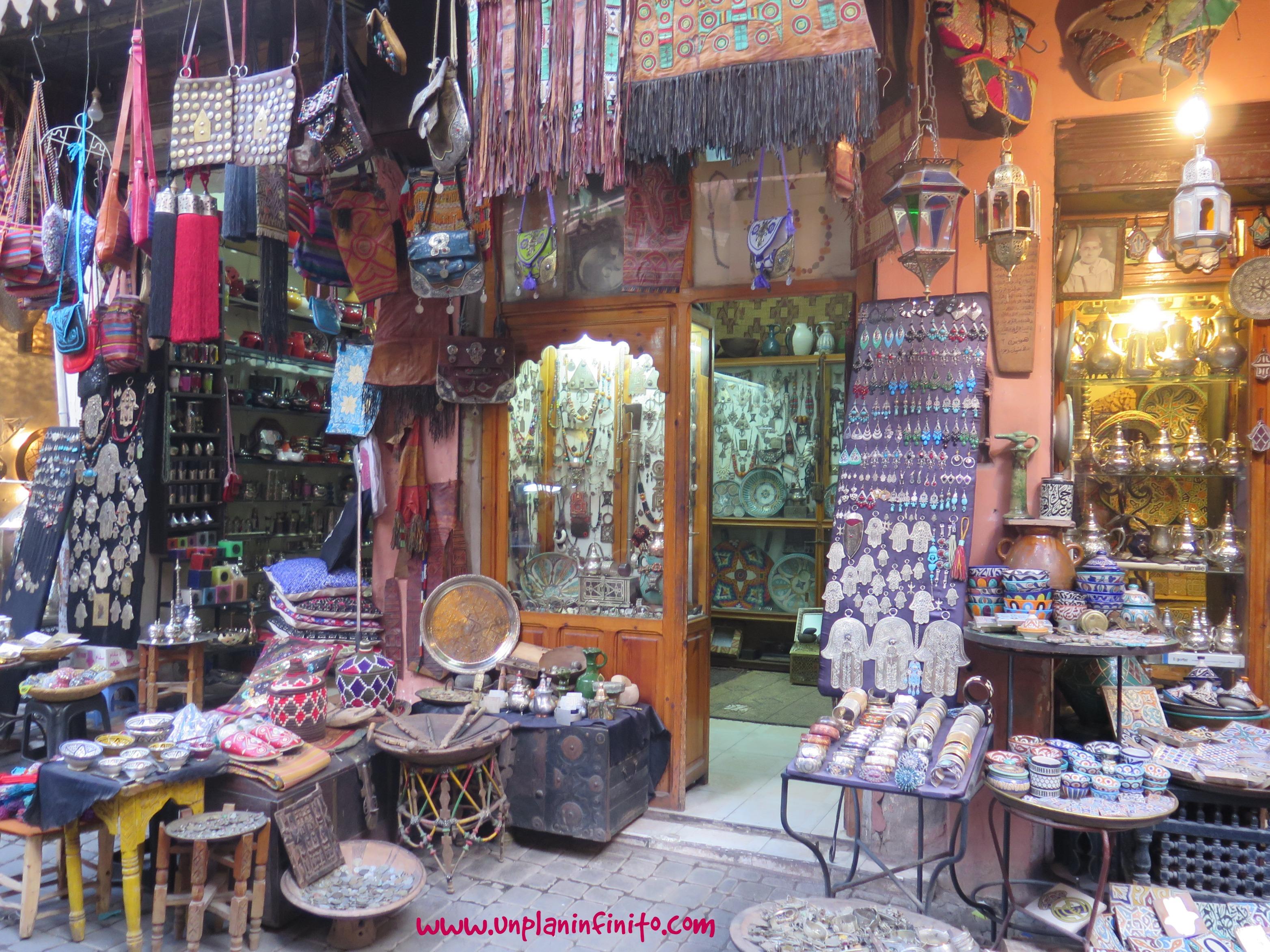 Cómo sobrevivir en el zoco. De compras por Marruecos  ) – Un Plan ... bc90cac3fe8d7