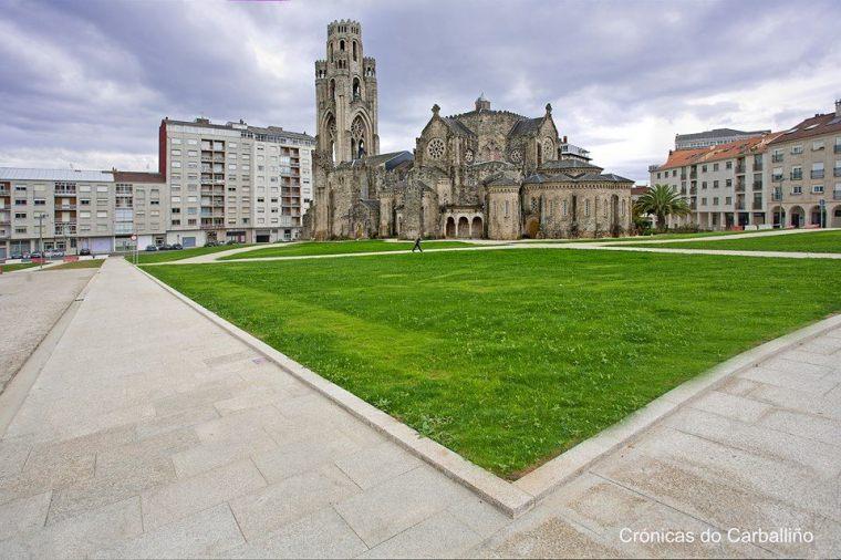 Igrexa da Veracruz, Foto Juan Rúa