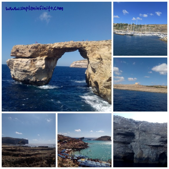 Blue Malta, Gozo and Comino island