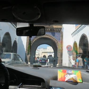 Entrando en Habous