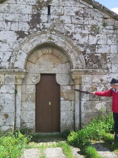 Igrexa de Alperiz