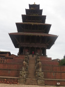 templo valle de Kathmandu
