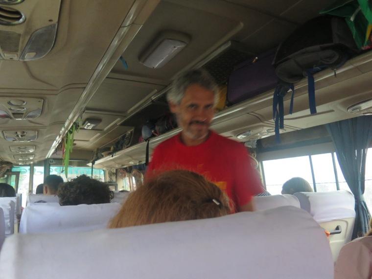 bus a pokhara