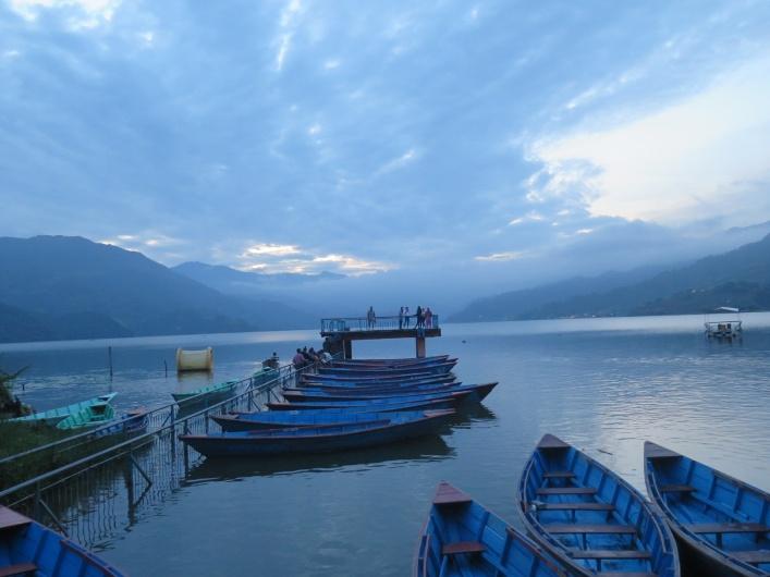 Pokhara lake, Phewa lake, Pokhara
