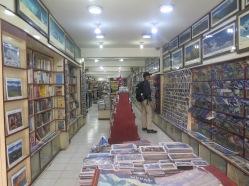 Librería en Kathmandu