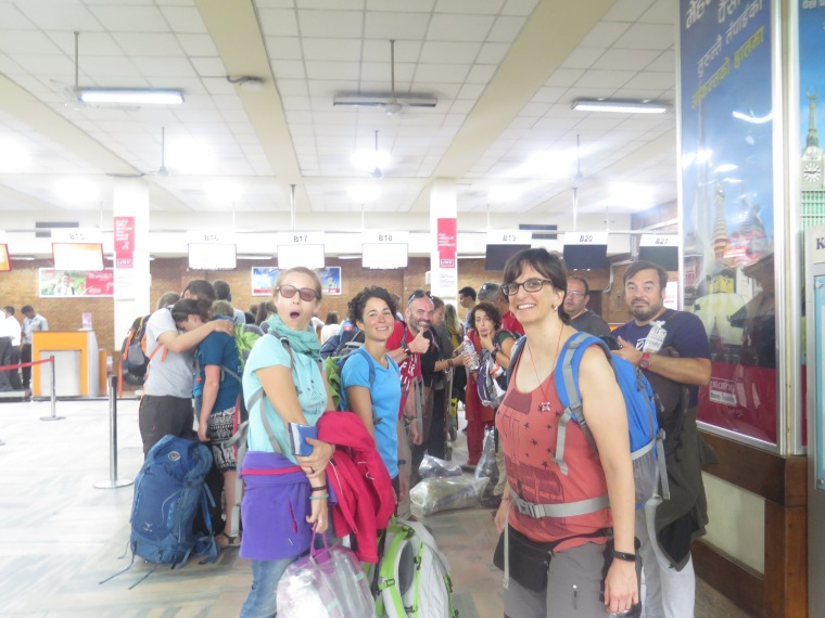 Aeropuerto de Kathmandu