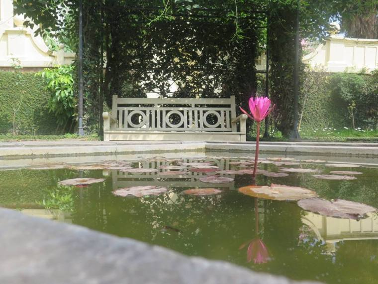 El jardín de los secretos Kathmandu
