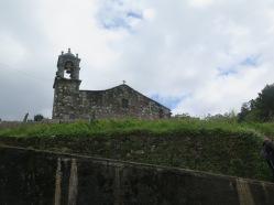 Igrexa de Santa Uxía de Mougás