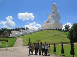 Huay Pla Kung y el gran Buda