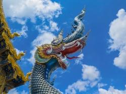 Dragón del Blue temple