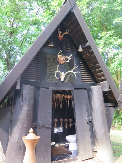 Casa negra, Chiang Rai