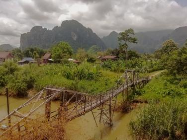 Vang vieng, Laos