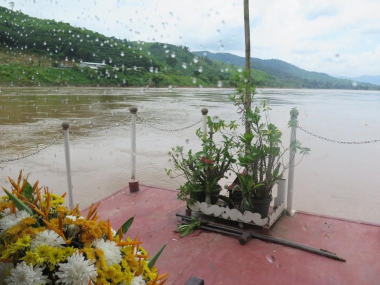 Slow boat por el Mekong