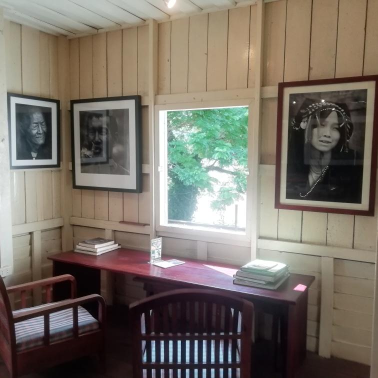 Galería de arte y restaurante