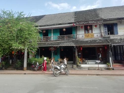 Calle Luang Prabang