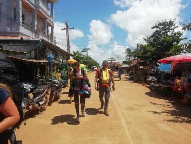 Ban Nakasang, Champasak Laos