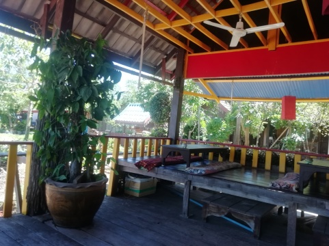 Restaurante de Dondet Bungalows
