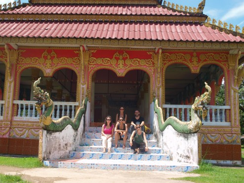 Templo de Donkhon foto @marriazal