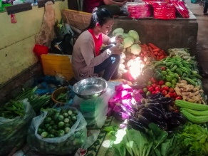Mercado local Siem Reap