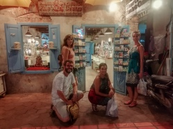 de compras en Siem Reap