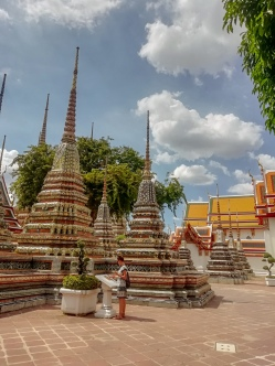 Royal palace; Bangkok