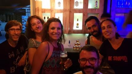 El bar del argentino