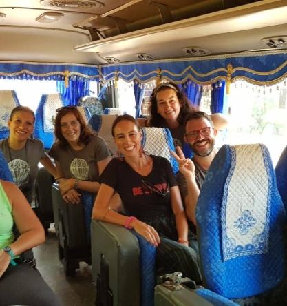 En Bus al Lago