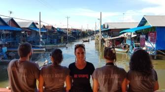 Pueblos flotantes, Siem Reap