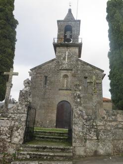 Igrexa de San Pedro, Crecente