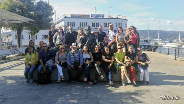 Jornadas viajeras 2019, Vigo